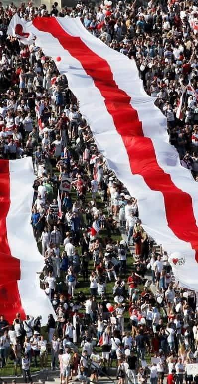 belarus protest minsk protests