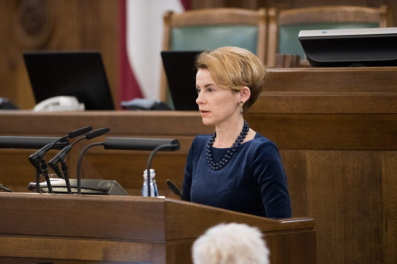 Marija Golubeva (born 28 June 1973) is a Latvian politician (born 28 June 1973) is a Latvian politician